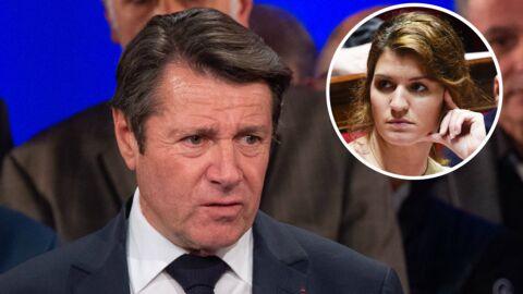 Christian Estrosi s'en prend violemment à Marlène Schiappa, la partenaire de Cyril Hanouna