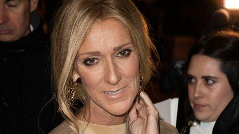 VIDEO Céline Dion tape dans l'œil d'un très célèbre couturier