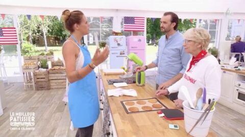 VIDEO Le Meilleur Pâtissier: Laure Manaudou s'emporte face à un Cyril Lignac très taquin