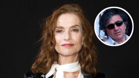 Isabelle Huppert: comment elle a «marabouté» Ronald Chammah, son mari depuis 37 ans