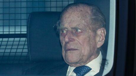 Accident du prince Philip: les débris du véhicule revendus sur eBay pour une somme FOLLE