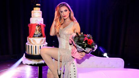 PHOTOS Clara Morgane se dévoile topless pour son anniversaire