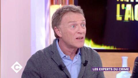 VIDEO Christophe Hondelatte lance une pique aux fans de Faites entrer l'accusé