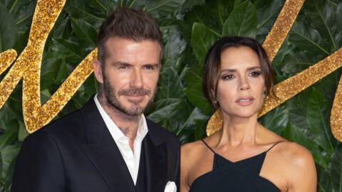 PHOTO Victoria et David Beckham: le couple célèbre son amour avec une superbe photo souvenir