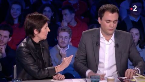 ONPC: Christine Angot perd son sang-froid face à Charles Consigny