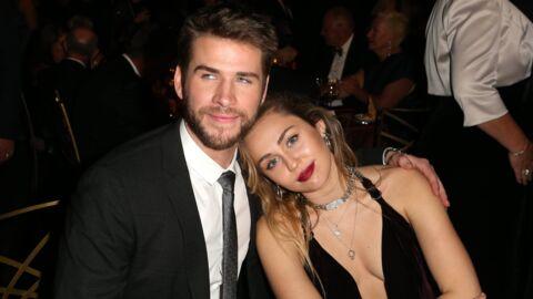 PHOTOS Miley Cyrus et Liam Hemsworth: complices et amoureux pour leur première apparition depuis leur mariage