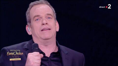 VIDEO Garou: son hommage empli d'émotion à Michel Legrand dans Destination Eurovision