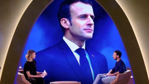 VIDEO Vincent Dedienne: son petit tacle à Emmanuel Macron!