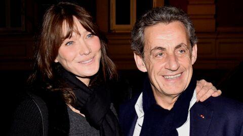 PHOTOS Carla Bruni: sa belle déclaration à Nicolas Sarkozy pour ses 64 ans
