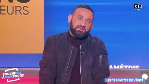 VIDEO Cyril Hanouna: ce qu'il a pensé de Camille Combal à la présentation de Qui veut gagner des millions?