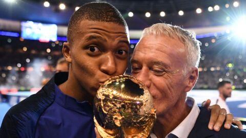 PHOTO Kylian Mbappé et Didier Deschamps: les footballeurs sont les stars des Enfoirés