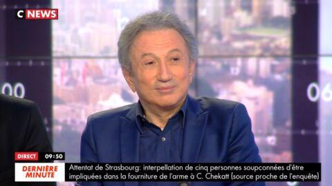 VIDEO Michel Drucker réconcilié avec Laurent Dehalousse? Son énorme révélation