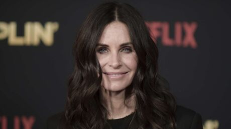 Courteney Cox : cette photo qui a affolé les fans de Friends
