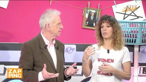 VIDEO Magali Ripoll (N'oubliez pas les paroles) se confie sur «son expérience formidable» avec Charles Aznavour
