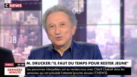 VIDEO Michel Drucker: son terrible constat sur sa vie