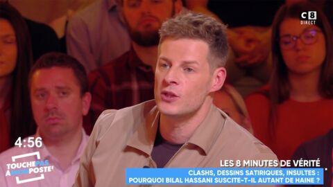 VIDEO Matthieu Delormeau détruit Philippe Manoeuvre pour ses propos sur Bilal Hassani
