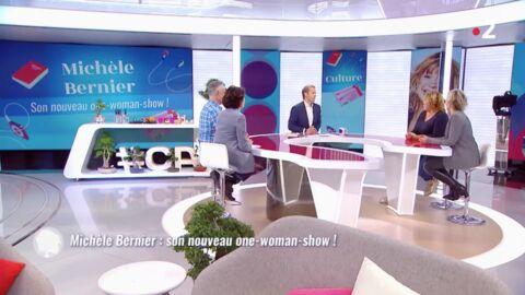 VIDEO Michèle Bernier: son gros coup de gueule contre le culte de la minceur