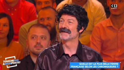 VIDEO TPMP: Cyril Hanouna insulte et humilie en direct Gilles Verdez au sujet de sa compagne