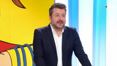 VIDEO Les Z'amours: Bruno Guillon émoustillé par une candidate «no limit» qui a fini en soutif culotte à son anniversaire