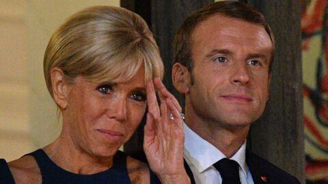 Brigitte Macron surprise dans un moment TRÈS intime avec Emmanuel Macron