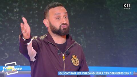 VIDEO Cyril Hanouna attaqué par JoeyStarr, il lui répond en direct dans TPMP