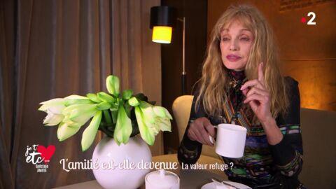 VIDEO Arielle Dombasle: ses surprenantes confidences sur ses penchants sexuels