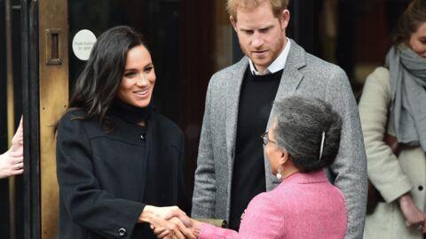 L'étonnante réaction de Meghan Markle et du prince Harry face à la vulgarité d'un ado