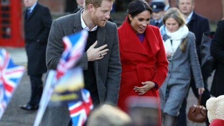 Meghan Markle et le prince Harry: leur bébé déjà plus célèbre que les enfants de Kate Middleton!