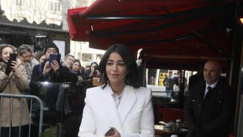 PHOTOS César 2019: Leïla Bekhti, Julie Gayet, Gilles Lellouche… Défilé de stars pour le déjeuner des nommés au Fouquet's