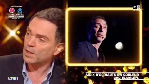 VIDEO Yann Moix détruit Gad Elmaleh, accusé de plagiat