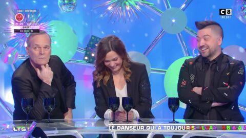 VIDEO Laurent Baffie fait une blague très osée à Sandrine Quétier et Chris Marques