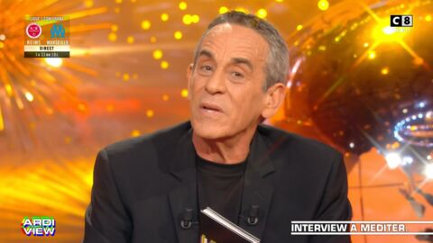 VIDEO Thierry Ardisson: ce tacle qui risque de ne pas plaire à Matthieu Delormeau