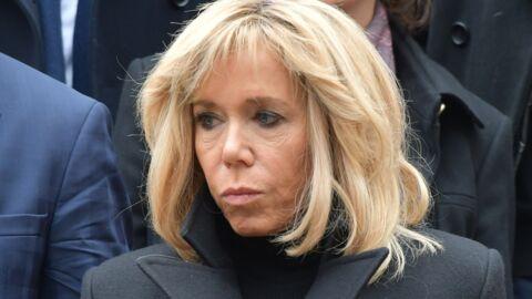 Brigitte Macron attaquée par les Gilets jaunes à cause de ses baskets dorées, son entourage s'explique