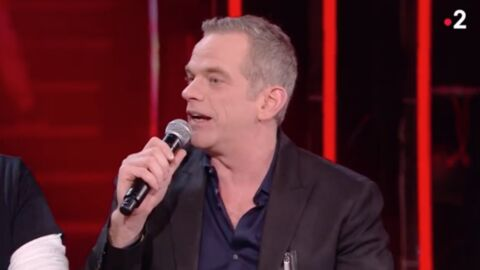 VIDEO Garou: l'anecdote très drôle de sa première rencontre avec Céline Dion