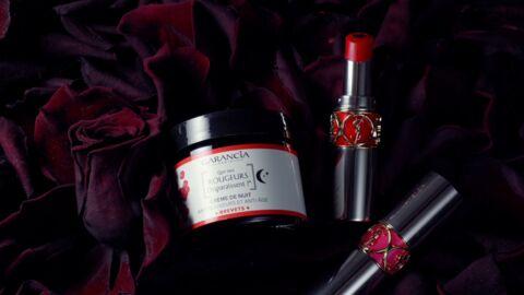 Jeu concours: tentez de gagner le rouge à lèvres Yves Saint Laurent et la crème Garancia