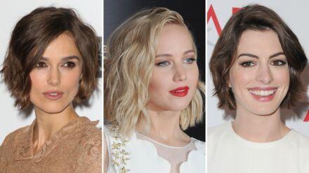 Cheveux Osez Le Carre Asymetrique Voici