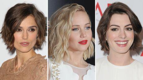 Cheveux – Osez le carré déstructuré