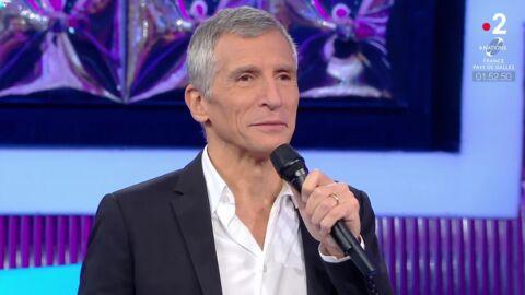 VIDEO La blague morbide de Nagui sur Claude François dans N'oubliez pas les paroles