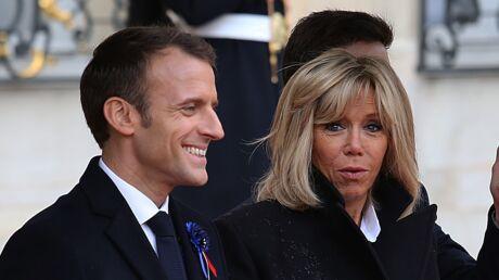 Brigitte Macron prise pour la mère d'Emmanuel Macron quand il était étudiant à l'ENA