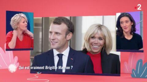 VIDEO Quand Brigitte Macron taquine son mari sur son âge