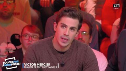 VIDEO Victor Mercier (Top Chef 9) raconte comment l'émission a changé sa vie