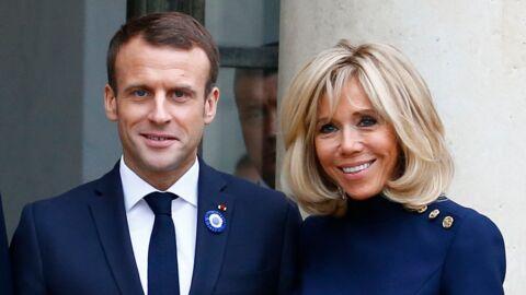 Emmanuel et Brigitte Macron mettent en vente un nouvel objet insolite sur la boutique de l'Elysée