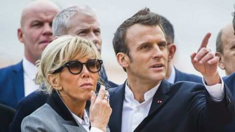 Emmanuel et Brigitte Macron, le «seul couple présidentiel vraiment amoureux» selon un photographe
