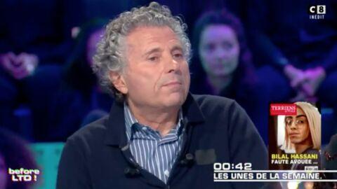VIDEO Bilal Hassani défendu par Gilles-William Goldnadel dans Les Terriens du dimanche
