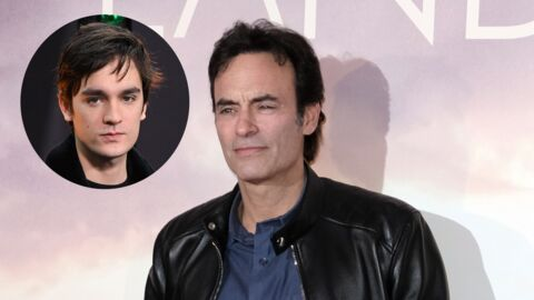 PHOTO Anthony Delon adresse un tendre message de soutien à son frère Alain-Fabien