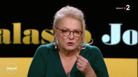 VIDEO Josiane Balasko revient sur les propos de François Berléand contre les Gilets jaunes