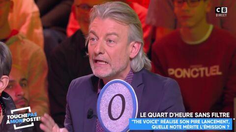VIDEO Gilles Verdez dézingue Julien Clerc, «soporifique» dans The Voice