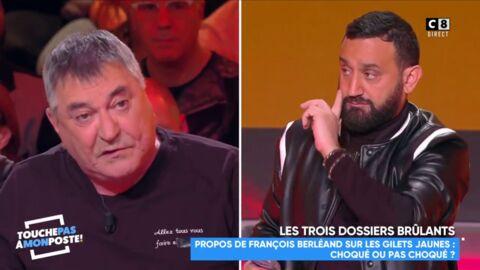 VIDEO Jean-Marie Bigard exprime son soutien aux Gilets jaunes en évoquant les propos de François Berléand