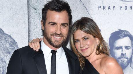 PHOTO Jennifer Aniston: un an après leur divorce, Justin Theroux lui fait une tendre déclaration