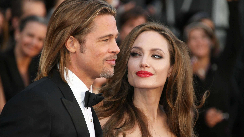Image result for Angelina Jolie et Brad Pitt